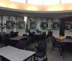 Bild der Ausstellung im Kollegiumssaal II